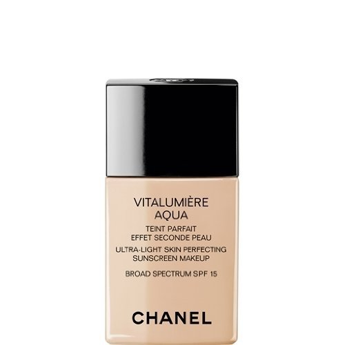Chanel - Vitalumiere Aqua Ultra Light Skin Perfecting Makeup SPF15