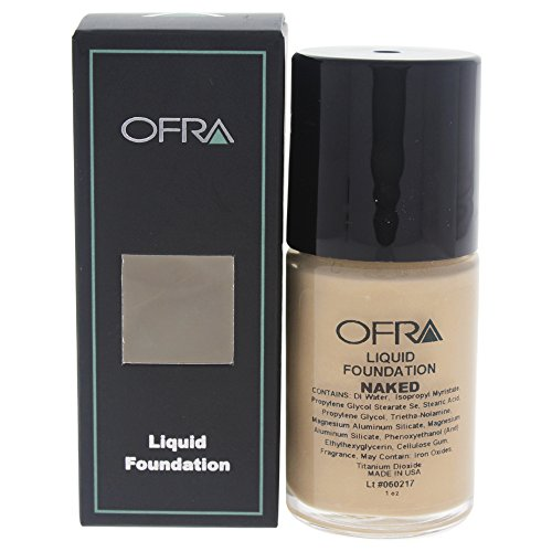 Ofra - Ofra Liquid Foundation for Women, Naked, 1 Ounce