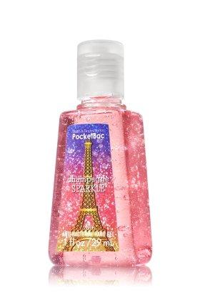 Bath & Body Works - Bath & Body Works PocketBac Classic Hand Sanitizer Gel Champagne Sparkle