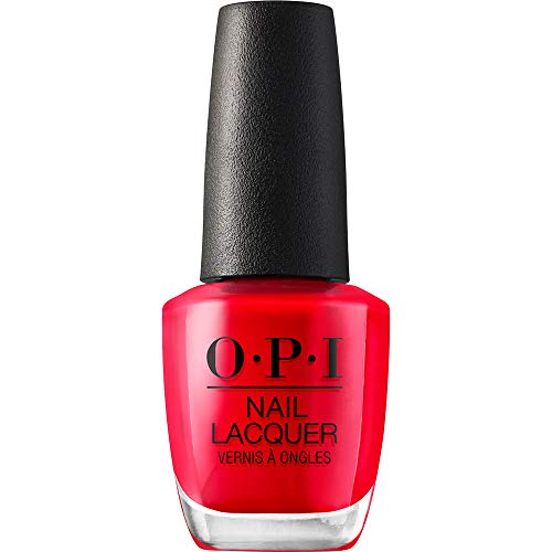 Opi - OPI Nail Lacquer, Red My Fortune Cookie, 0.5 fl. oz.