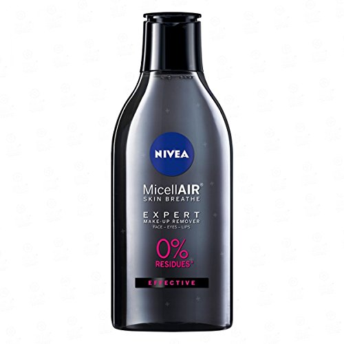 Nivea - NIVEA MicellAIR Expert make-up cleansing water for face, eyes and lips which removes long-lasting make-up 400ml/13.5 oz