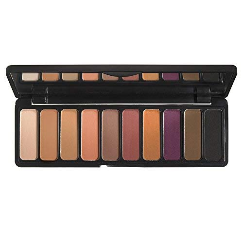 E.l.f Cosmetics - e.l.f. Mad for Matte 2 Eyeshadow Palette Summer Breeze 83330