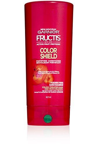 Garnier - Garnier Fructis Color Shield Conditioner, Color-Treated Hair, 21 fl. oz.