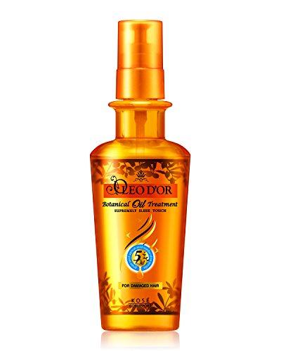 Oreo Doll - KOSE Oreo d'Aix Shine botanical oil