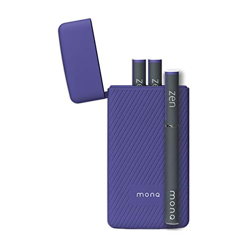 MONQ - MONQ R - Portable, Rechargeable Essential Oil Diffuser - Zen Blend