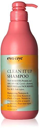 Eva Nyc - EVA NYC Clean It Up Shampoo, 33.8 oz.