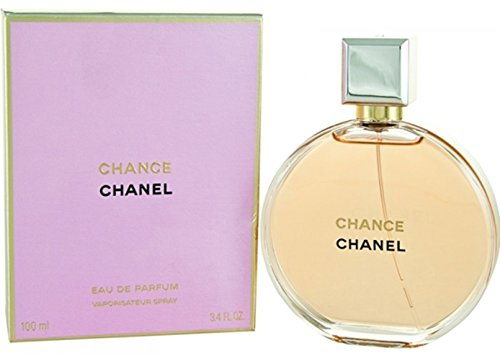 Chánce Chánel - Chánce Chánel Eau De Parfum Spray for Woman, EDP 3.4 Ounces 100 ML