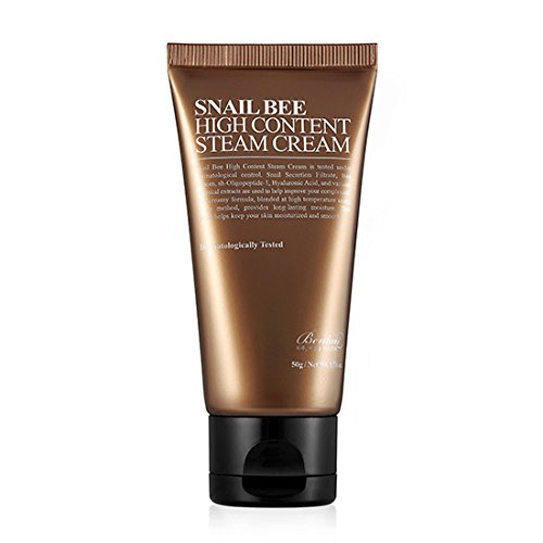 Benton - Benton Snail Bee High content Steam Cream (50g) Korean cosmetic Korean beauty