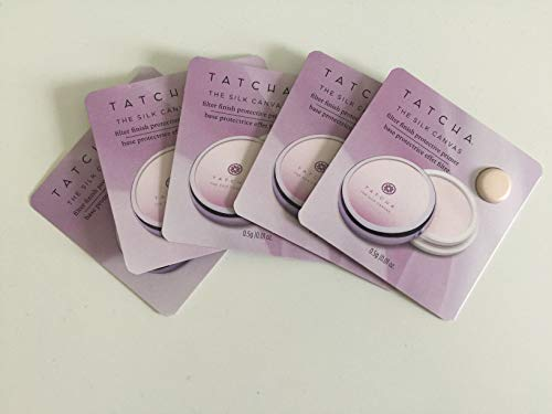 Tatcha - TATCHA The Silk Canvas Protective Primer, Set of 5 Sample Cards, each 0.01 oz