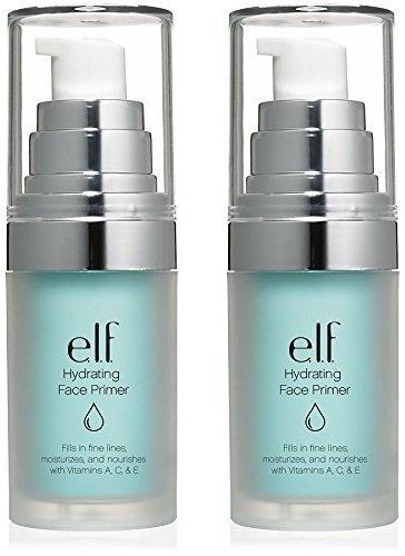E.l.f Cosmetics - E.l.f. Hydrating Face Primer, 0.47 Fluid Ounce 2 Pack