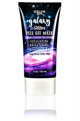 Azure Cosmetics - Galaxy Glittering Cosmic Cleansing Peel Off Mask