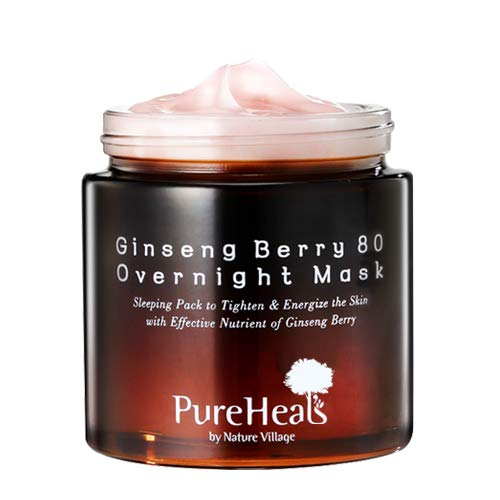 Pureheals - Pure Heal's Ginseng Berry 80 Overnight Maks