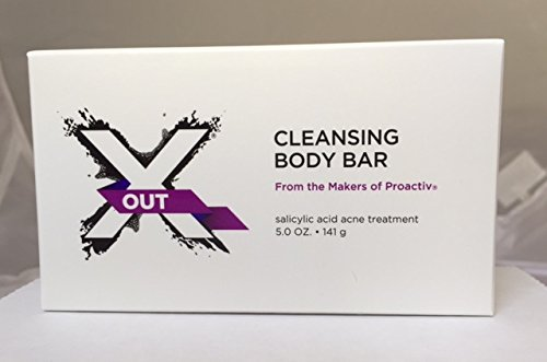 Pro-Active - X OUT CLEANSING BODY BAR 5 OZ.