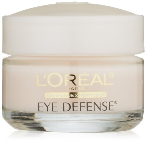 L'Oreal Paris - L'oreal LOreal Dermo-Expertise Eye Defense Gel, 0.5 oz (Pack of 2)