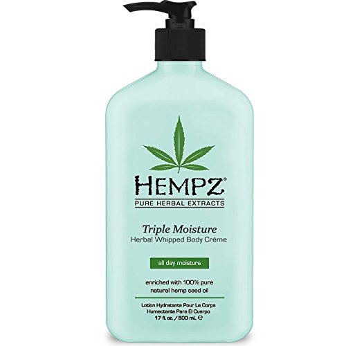 Hempz - Hempz Triple Moisture Herbal Whipped Body Creme