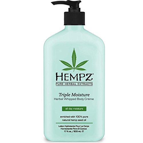 Hempz - Hempz Triple Moisture Herbal Whipped Body Creme
