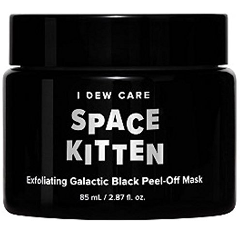 I Dew Care - Space Kitten Mask!