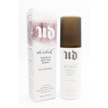 Deslick - Urban De Slick Original Formula Oil Control Setting Spray 100% Authentic 4 oz