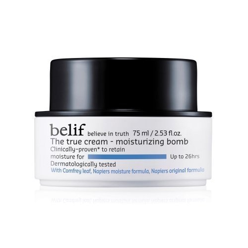 Belif - Belif The True Cream Moisturizing Bomb 30ml (10ml X 3, Trial Size)