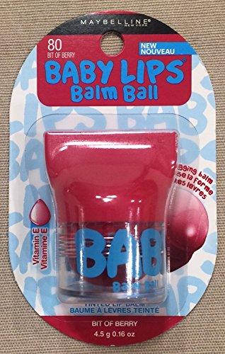 Maybelline - Maybelline Baby Lips Balm Ball Bit of Berry