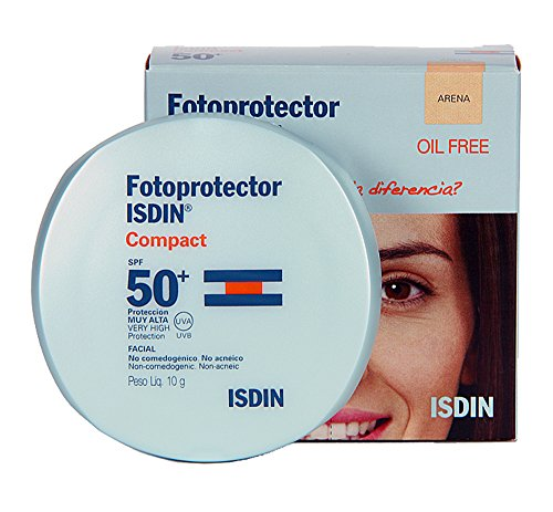 Sunscreen - ISDIN FOTOPROTECTOR COMPACT SPF50+ 10g SAND