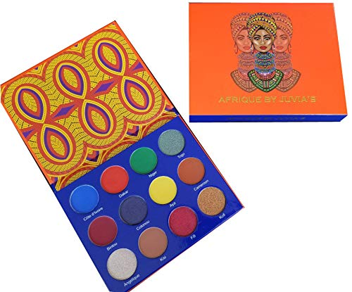 Juvia's - The Afrique Palette by Juvia's