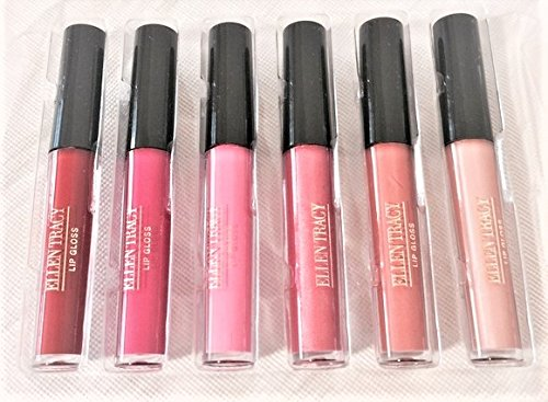 Wllen Tracy - Ellen Tracy Matte & Glossy Lip Color Collection
