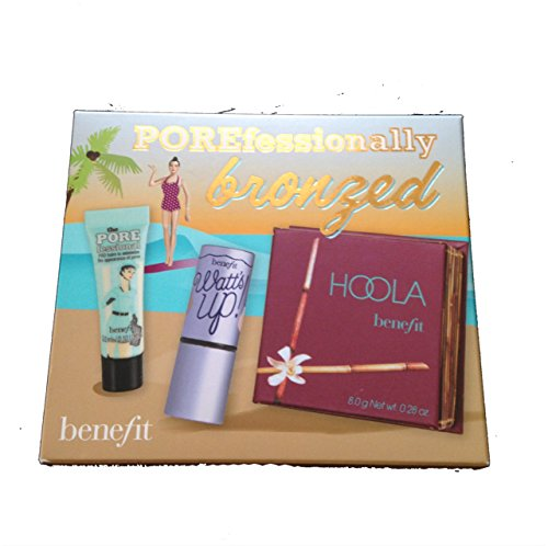 Benefit - Benefit POREfessionally Bronzed Trio - Hoola (Full Size), Watts Up and POREfessional