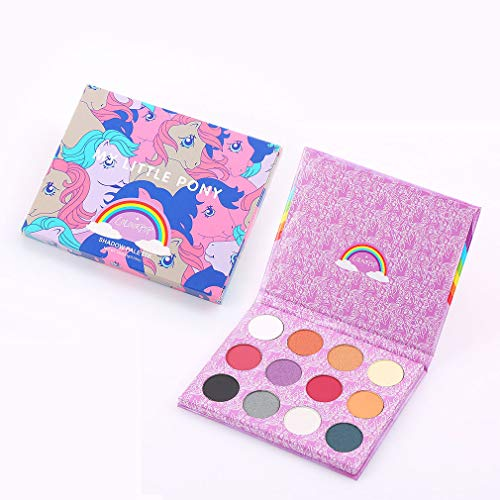 ColourPop - ColourPop - Collection - My Little Pony (Pressed Powder Shadow Palette)