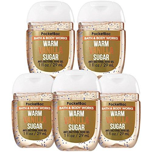 Bath & Body Works - Pocketbac Hand Sanitizers Warm Vanilla Sugar