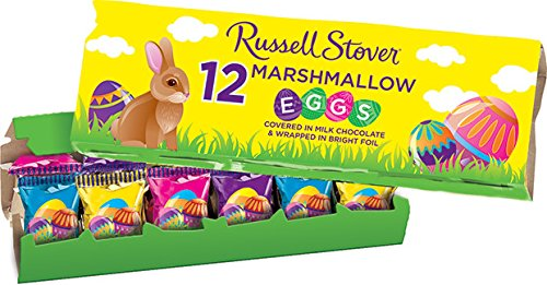 Russell Stover - Russell Stover Marshmallow Egg Crate, 9 oz.