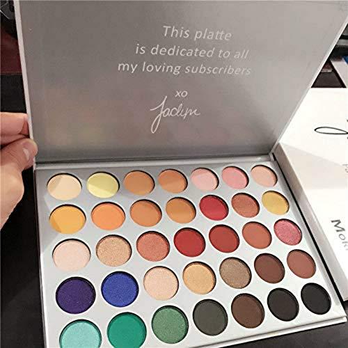 Alysontech - James Charles Inner Artist 35 Pressed Eyeshadow Palette Make-Up
