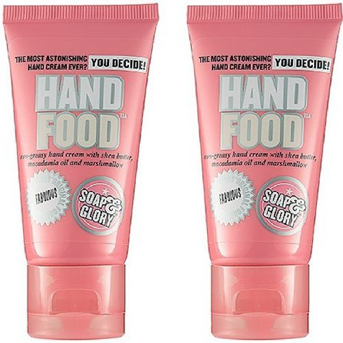 Soap & Glory - Soap & Glory Hand Food Non-Greasy Hydrating Hand Cream 1.69 oz (2 Pack)