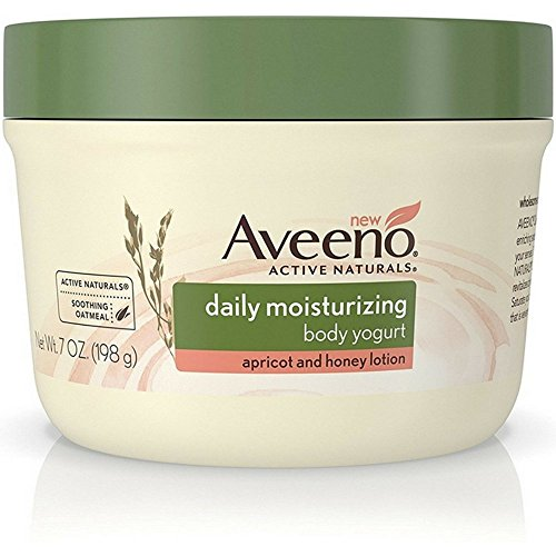 Aveeno - Aveeno Daily Moisturizing Body Yogurt Lotion, Apricot & Honey 7 oz