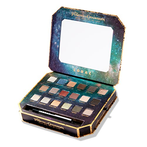 Lorac - LORAC Pirates of The Caribbean Pro Eye Shadow Palette, 1 oz.