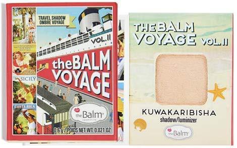The BaIm Cosmetics - The Balm Cosmetics Voyage Vol. 2 Eyeshadow Travel Size (Kuwakaribisha)
