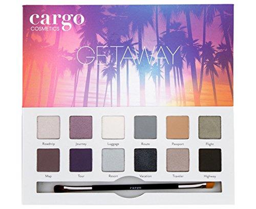 cargo - Eyeshadow Palette, Getaway