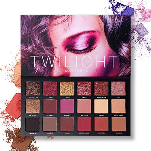 Huda Beauty - Twilight Eyeshadow Palette