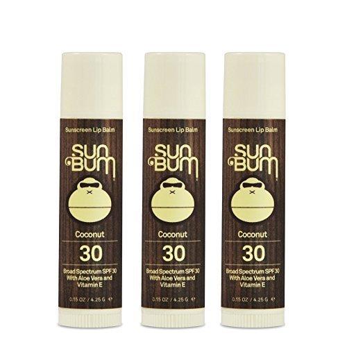 Sun Bum - SPF 30 Lip Balm Coconut