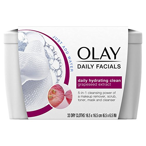Olay - 5-in-1 Water Activated Cleansing Cloths