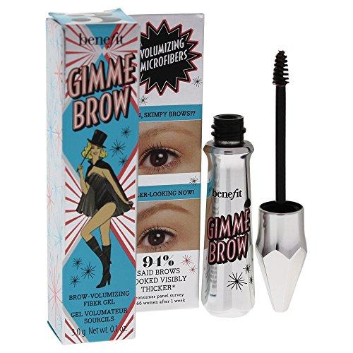 Benefit, Cosmetics - Gimme Brow Volumizing Fiber Gel, No. 3 Medium