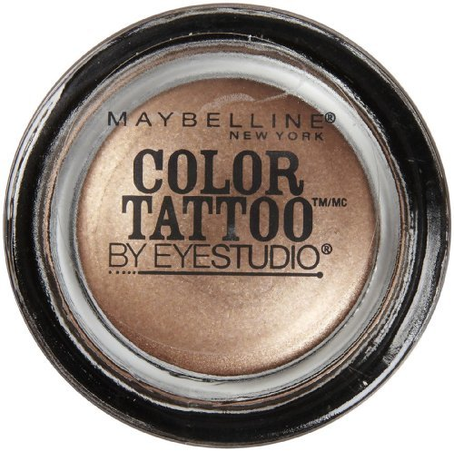 Maybelline - Eye Studio Color Tattoo, Bad To The Bronze
