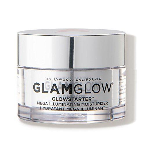 GlGlow GLOWSTARTER Mega Illuminating Moisturizer - Bronze Glow (1.7 oz.)