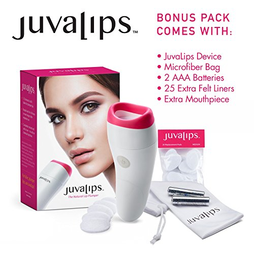 JuvaLips - Plumper Bundle- Original + Bonus Felt Pads