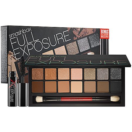 Smashbox - Smashbox Mini Full Exposure Palette, 0.21 Ounce