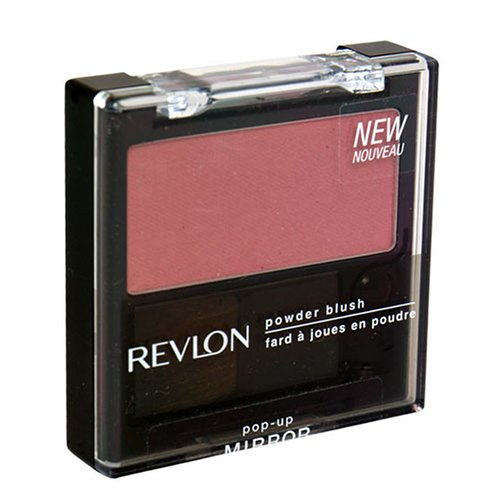 Revlon - Revlon Powder Blush, 004 Wine Not - Pack of 2