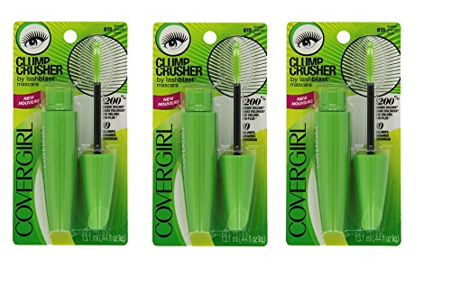 Covergirl - Clump Crusher Mascara By Lashblast
