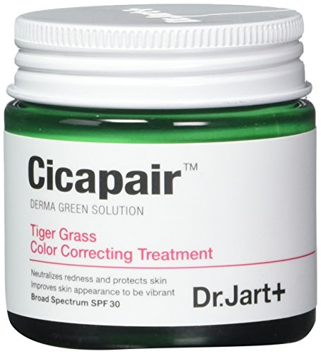 Dr.Jart+ - Cicapair Tiger Grass Color Correcting Treatment SPF 30