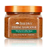 amazon.com - Tree Hut Sugar Scrub Mocha & Coffee Bean, 18oz, Ultra Hydrating and Exfoliating Scrub for Nourishing Essential Body Care