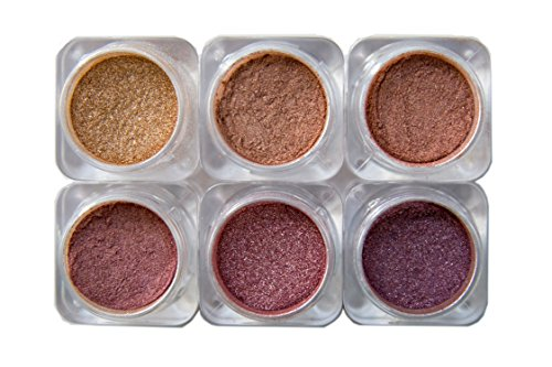Naked Cosmetics - Naked Cosmetics Naturally Nude Collection of Six